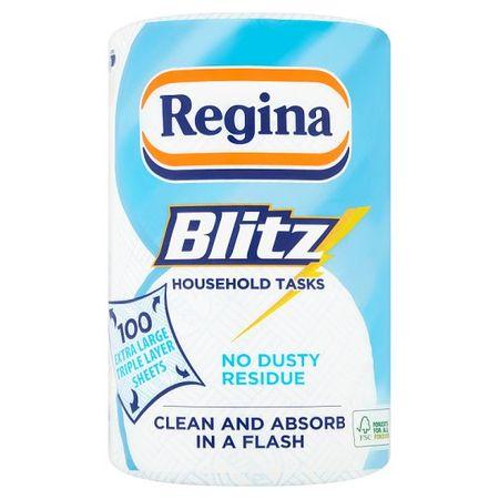 Regina Blitz kuhinjske brisačke 1/1, 3 slojne, 100 listne