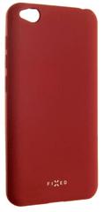 Fixed Zadní pogumovaný kryt Story pro Xiaomi Redmi Go, červený, FIXST-391-RD