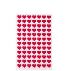Butlers HEARTSNálepky srdce malé