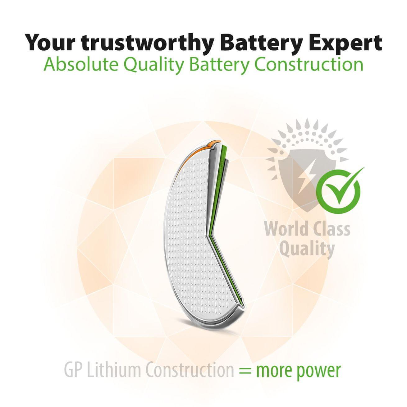 Od strokovnjakov za baterije