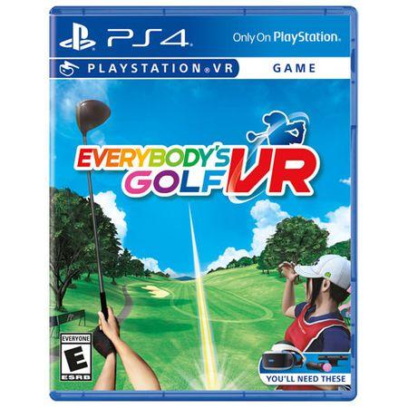 Sony igra Everybody's Golf VR (PS4)