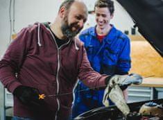 Allegria automechanikem na zkoušku Praha