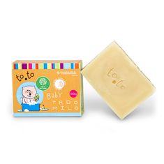 to.to prirodni dječji čvrsti sapun, 100 g