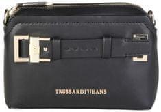 Trussardi Jeans dámská černá kabelka