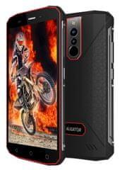 Aligator RX600 eXtremo, 2GB/16GB, čiernočervený