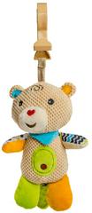 Fisher-Price Hudobné zvieratko medveď