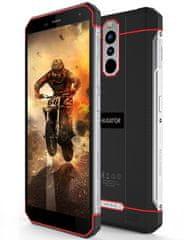 Aligator RX700 eXtremo, 3GB/32GB, černočervený