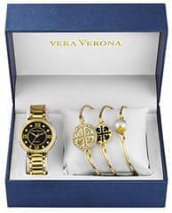 Vera Verona zestaw upominkowy dla kobiet z zegarkiem MWF17-082G