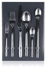 Banquet set od nehrđajućeg čelika DRINO, 48 komada