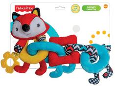 Fisher-Price Krúžkové zvieratká líška