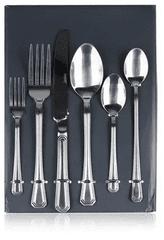 Banquet set od nehrđajućeg čelika VISLA, 48 komada
