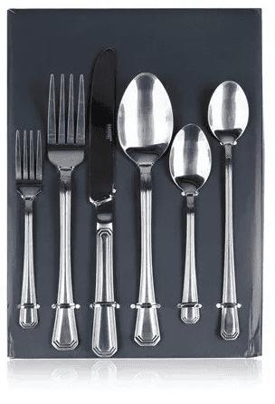 Banquet komplet iz nerjavečega jekla VISLA, 48 kosov