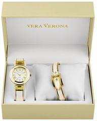 Vera Verona dámská dárková sada hodinek MWF16-038B