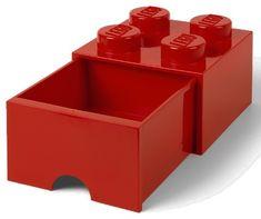 LEGO Tárolódoboz 4 fiókkal