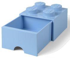 LEGO škatla za shranjevanje s 4 predali