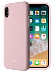 SO SEVEN Smoothie Silikonový Kryt pro iPhone X/XS SSBKC0033, růžový