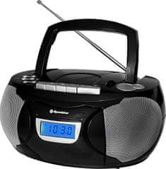 Roadstar prijenosni radio, Boombox