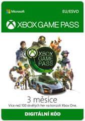 Microsoft Xbox Game Pass 3 miesiące (JPU-00086) - elektroniczne