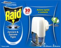 Raid električni aparat – tekoč 30 N, 21 ml