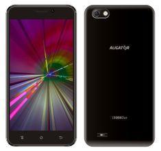 Aligator S5066 Duo, 1GB/8GB, černý