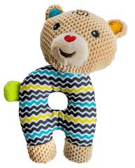 Fisher-Price Moja prvá hrkálka medveď