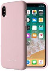 SO SEVEN etui silikonowe na telefon Smoothie do iPhone XS Max SSBKC0112, różowe