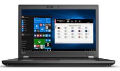 Lenovo prijenosno računalo ThinkPad P72 i7-8750H/16GB/SSD512GB+2TB/P600/17,3FHD/W10P (20MBS0GK00)