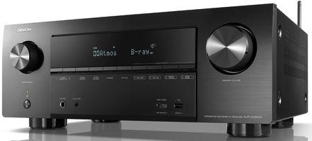 Denon AVR-X2600H, AV sprejemnik, črn
