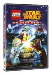 Star Wars Lego Nové Yodovy kroniky 1 - DVD