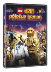 Star Wars Lego Příběhy droidů 1 - DVD