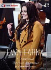 Farna Ewa: Ewa Farna a Janáčkova filharmonie Ostrava