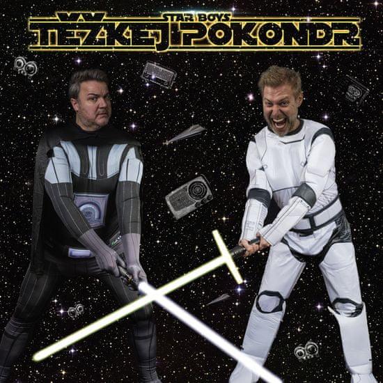Těžkej Pokondr: Star Boys - LP
