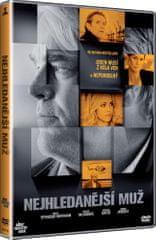 Nejhledanější muž - DVD