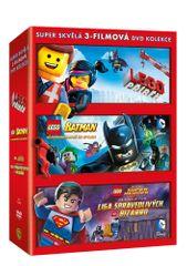 LEGO kolekce (3DVD) - DVD