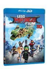 Lego Ninjago film 3D+2D (2 disky) - Blu-ray