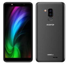 Aligator S6000 Duo, 1GB/16GB, čierny