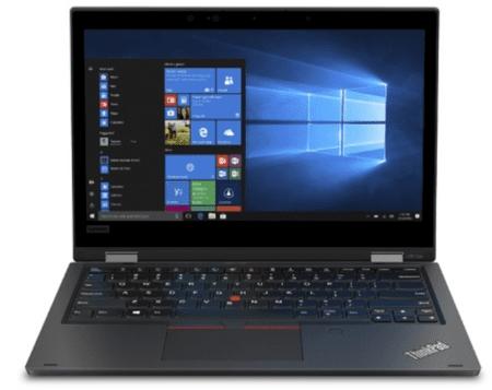 Lenovo prenosnik ThinkPad L390 Yoga i5-8265U/8GB/SSD512GB/13,3FHD/W10P (20NT0016SC)