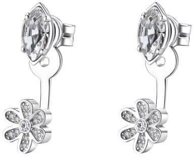 Brosway Affinity kristály fülbevalóG9AF26 ezüst 925/1000
