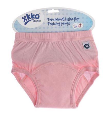 XKKO Organic Leszoktató pelenka - Baby pink S