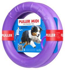 Puller Výcviková pomôcka PULLER MIDI - 2 krúžky (priemer 20cm)