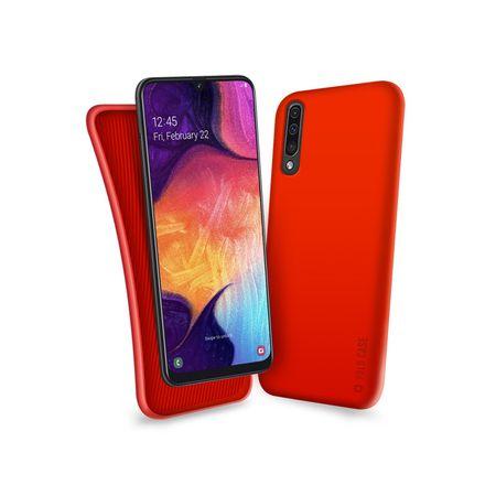 SBS ovitek za SG Galaxy A50, rdeč