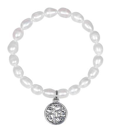 JwL Luxury Pearls Pearl bransoletka Drzewo Życia JL0549