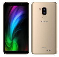 Aligator S6000 Duo, 1GB/16GB, zlatý