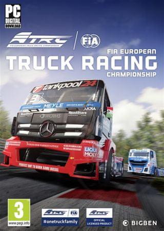 Bigben igra FIA European Truck Racing Championship (PC)