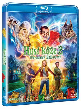 Husí kůže 2: Ukradený Halloween - Blu-ray