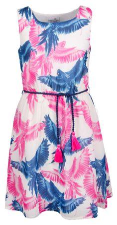 Happy Girls dievčenské šaty 116 ružová
