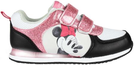Disney dívčí svítící tenisky Minnie 24 vícebarevná