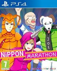 PQube igra Nippon Marathon (PS4)