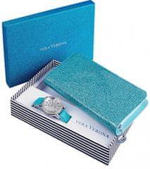 Vera Verona dámská dárková sada hodinek MWF16-071D