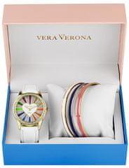 Vera Verona dámská dárková sada hodinek MWF16-079